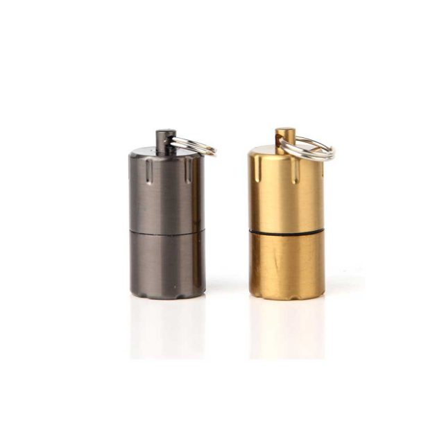Mini Kerosene Lighter Capsule