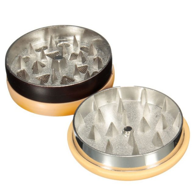 Hamburger  3 Layer Grinder for Herbs