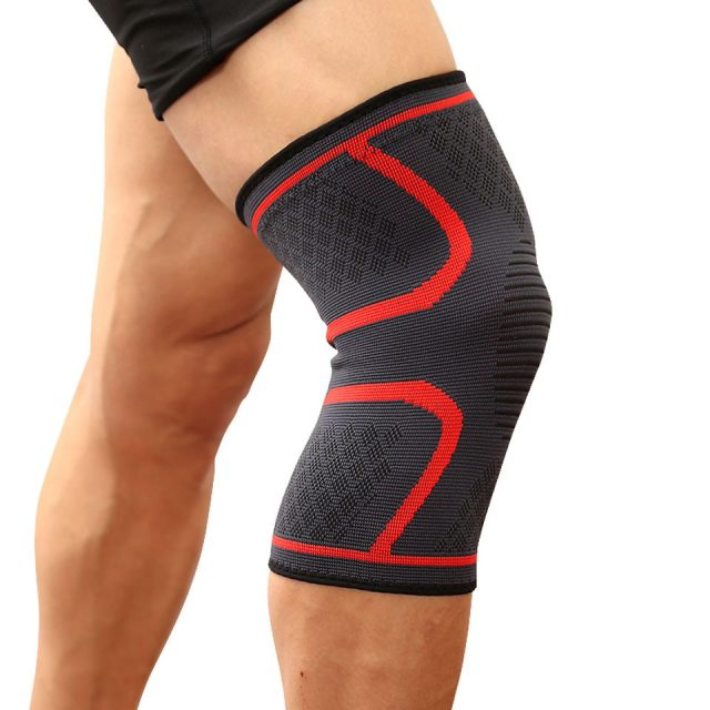 Elastic Knee Protection Sports Support Bandage