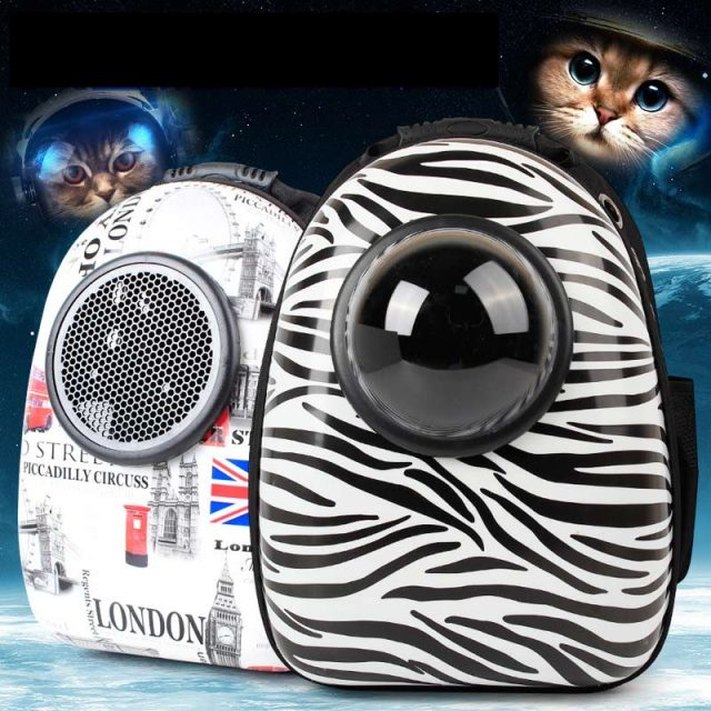 Pet Carrier Space Backpack