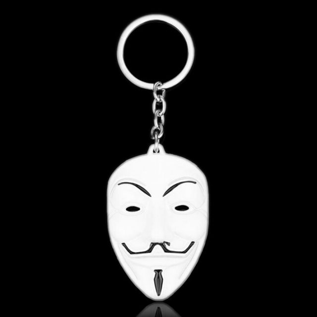 Anonymous Keychain