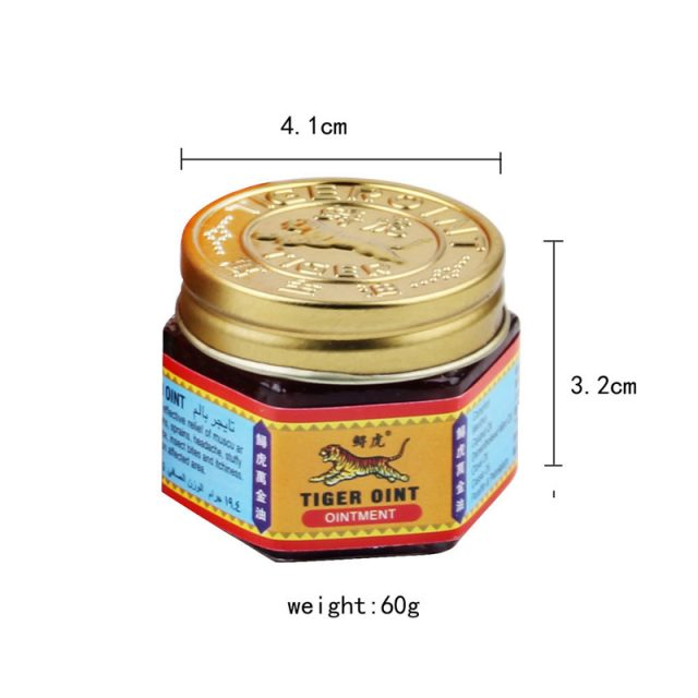 Muscle Pain Relief Tiger Balm